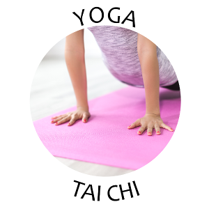 Yoga and Tai Chi